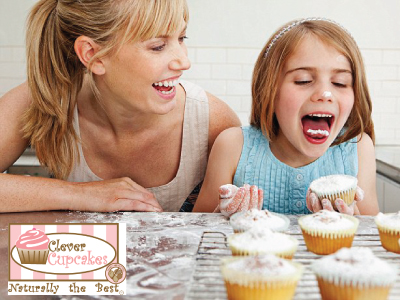 The Clever Cupcakes Healthy Family Expo