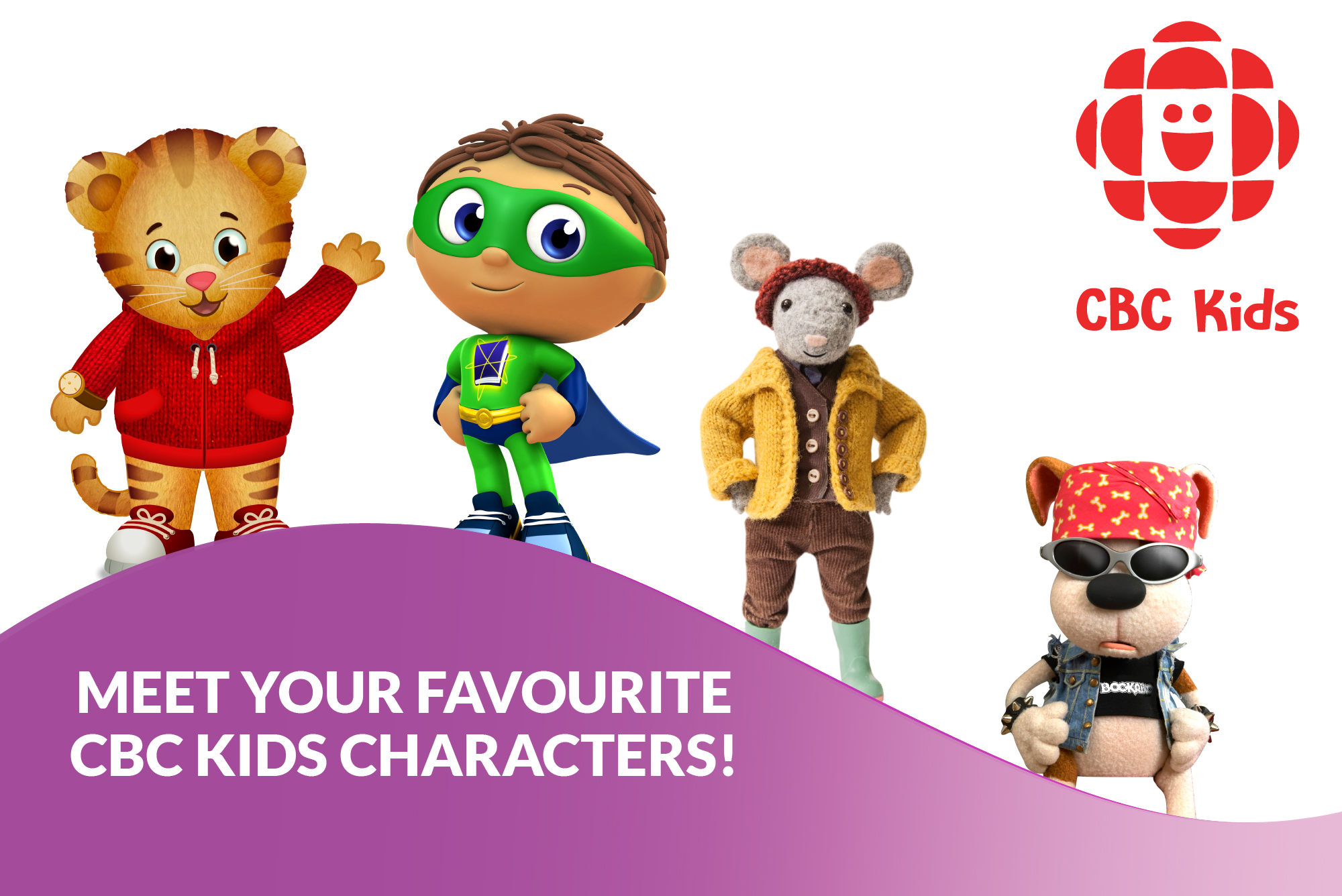 CBC Kids Schedule 2017