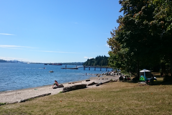 waterfront parks metro vancouver