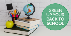 green back to school