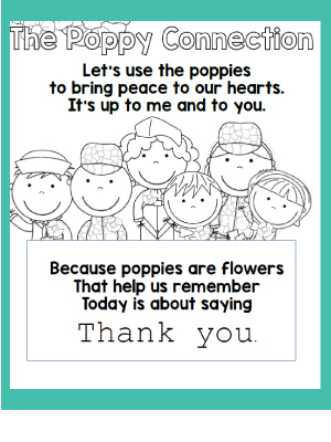 Remembrance Day Activities For Young Kids