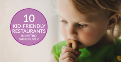 kid-friendly restaurants