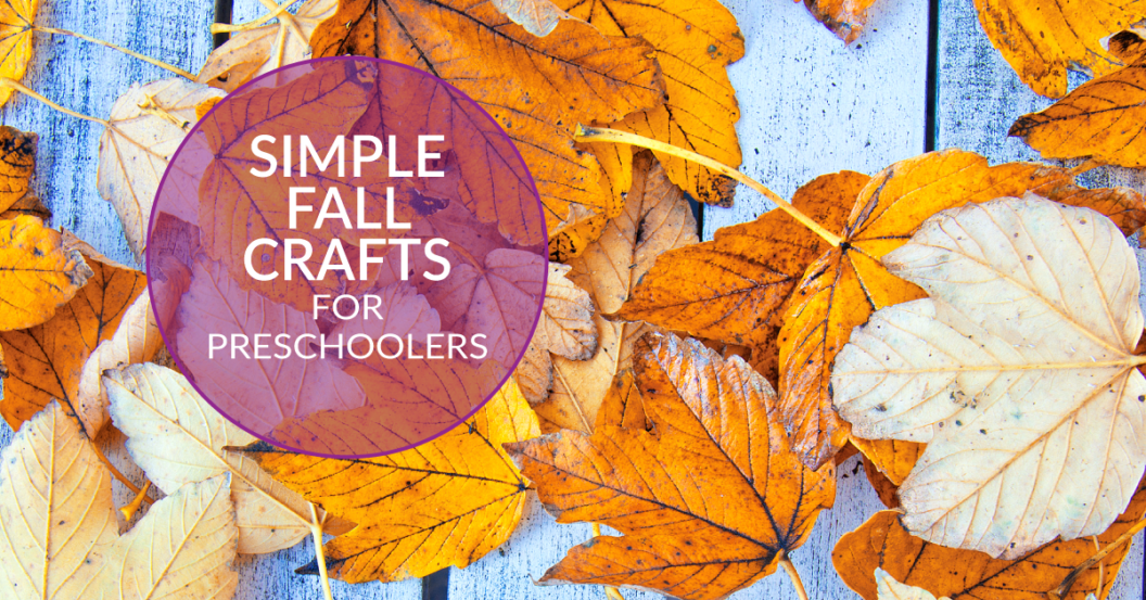 simple fall crafts